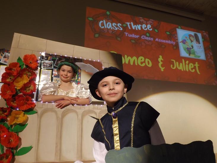Year 3 Class Assemnly: Romeo & Juliet
