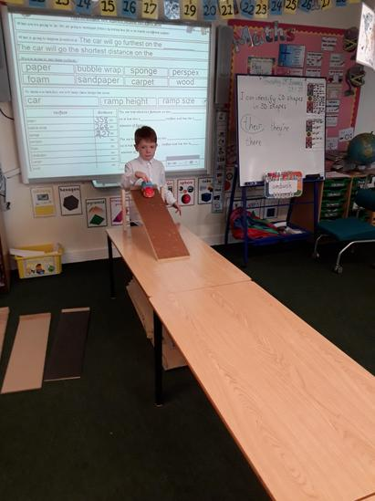 Year 2 Science Forces & Friction