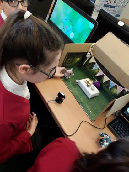 Year 6 Stop Motion Animation