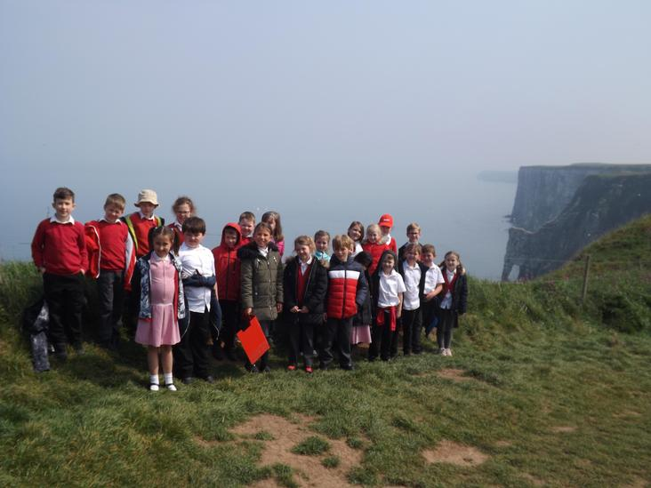 Year 3 Bempton Cliffs Trip