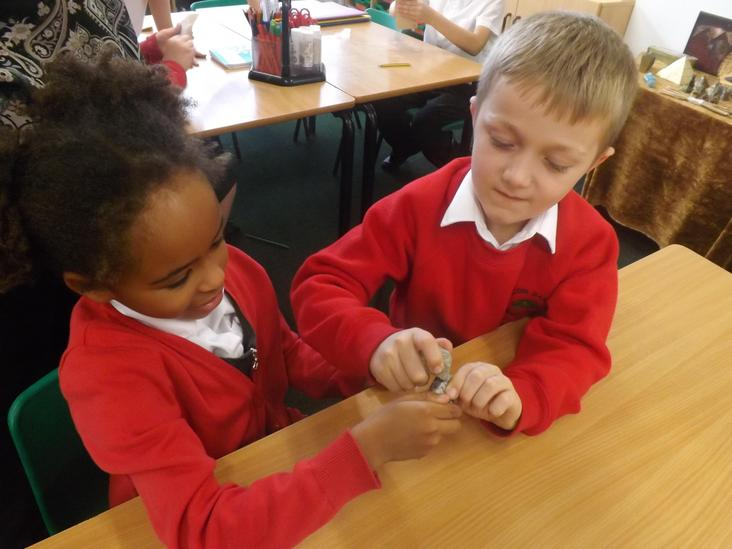 Year 3 Durability of Rocks Experiment