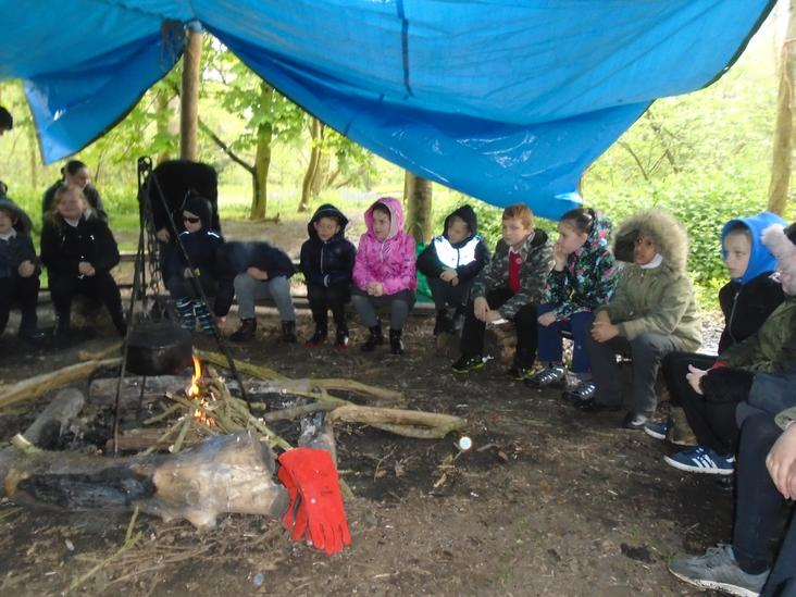 Year 4 Forest Schools Trip
