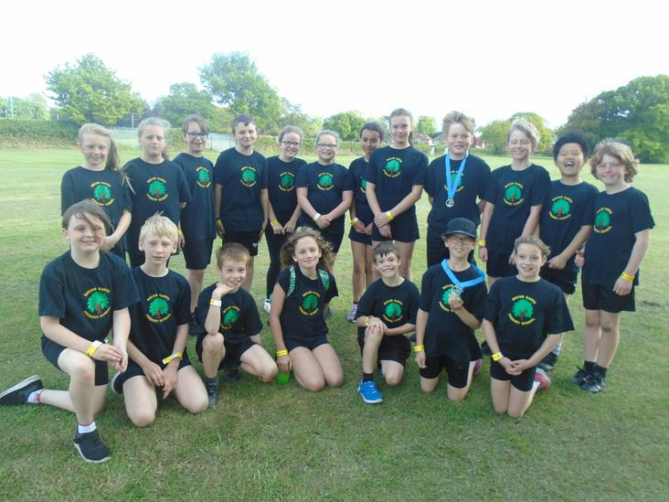 Bacon Garth Rounders Teams