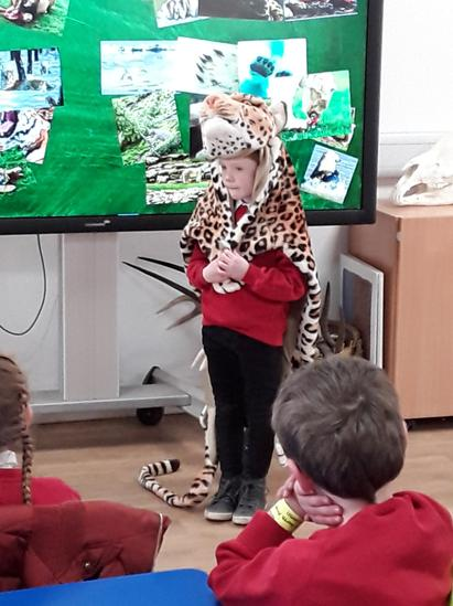 Year 2 Trip to Yorkshire Wildlife Park