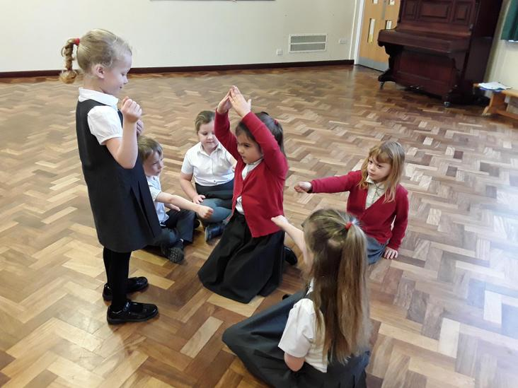 Year 2 Drama Workshop