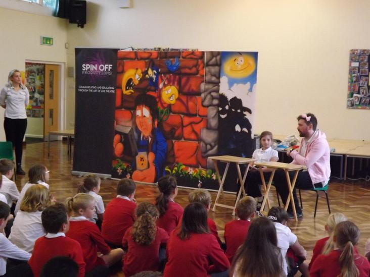 KS2 E-Safety Day Workshop