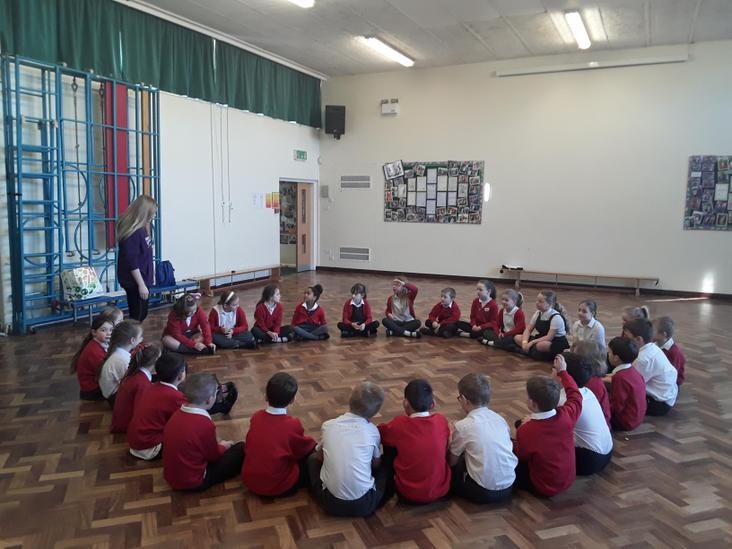 Year 3 Brazil Drama Workshop