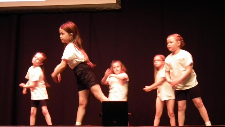 NAPA Dance Performance at Hull City Hall