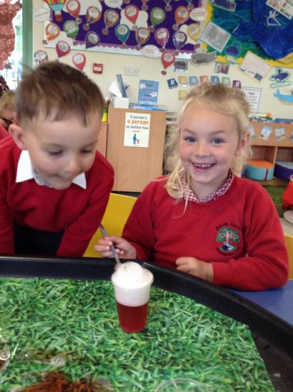 Foundation Stage Science Day