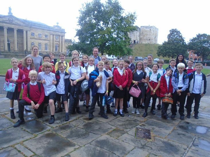 Year 6 York Castle Museum Trip
