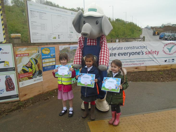 Construction Safety Poster Competition Winners