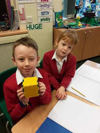 Year 2 3D Shapes