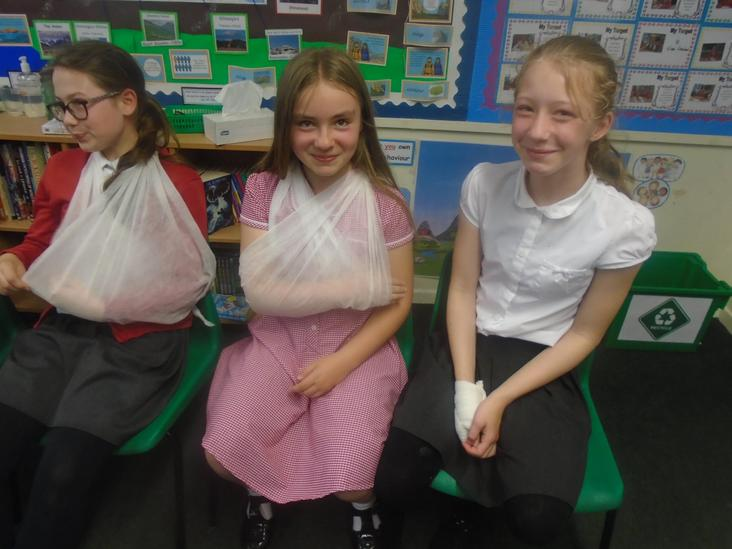 Year 5 First Aid Day