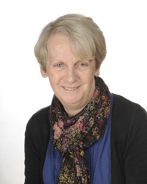 Hazel McLester (Teaching Assistant)