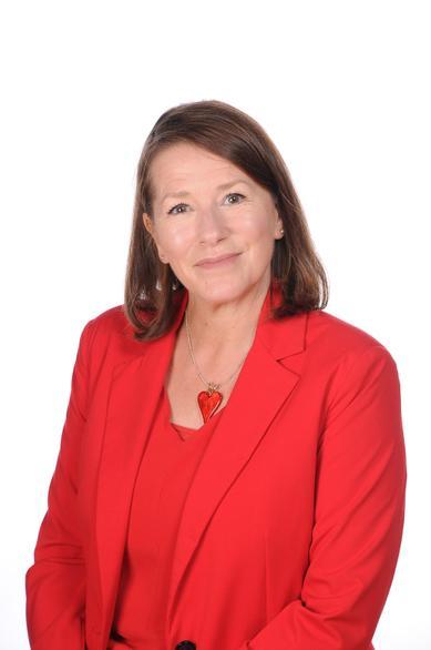 Teresa Glew (Senior TA/Cover Supervisor)