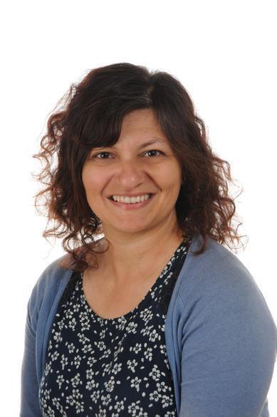 Margherita Newborough (Teaching Assistant)