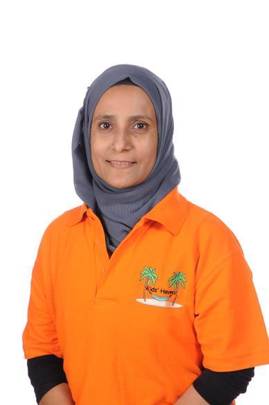 Nurjahan Ahmed (Kids' Haven Assistant)