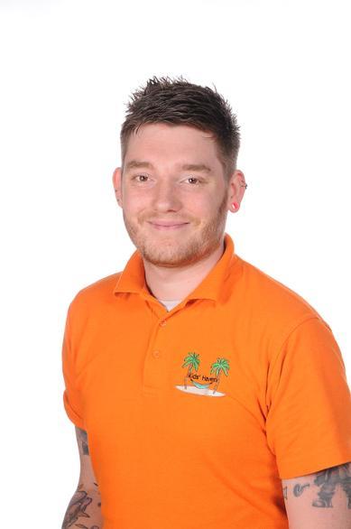Ben Thomas (Kids' Haven Afternoon Supervisor)