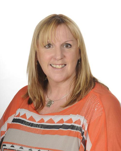Karen Johnstone-McCarthy (Pastoral Care Worker)