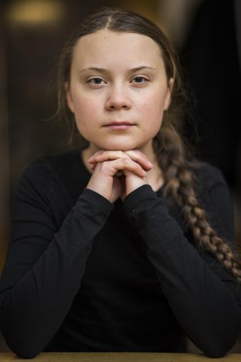 Greta Thunberg - Swedish