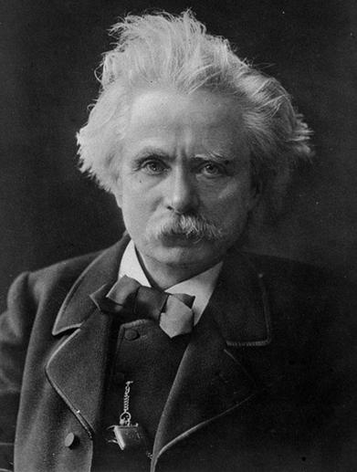 Edvard Grieg - Norwegian