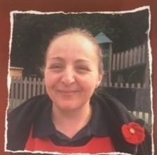 Mrs Osborne - Midday Supervisor