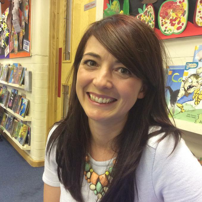 Miss Shackleton - Teacher  / SENCO