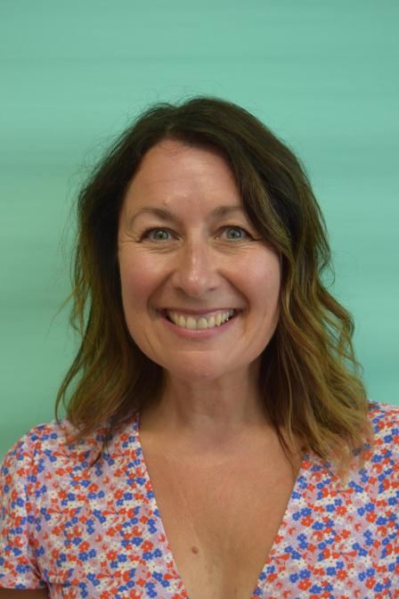 Mrs Hardy - Teaching Assistant