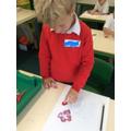 Exploring shapes & colour