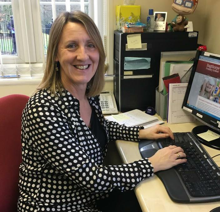 Mrs Clifton - Office Manager