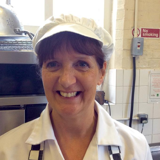 Mrs Quibell - School Cook