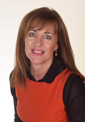 Mrs Meenaghan - Business Manager