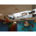 Creating shape mobiles