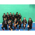 Silver medals at Sporthall Athletics