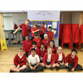 Winners of KS2 Feb inter-house Tables Competition