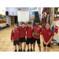 St George win Christmas Times Tables competition