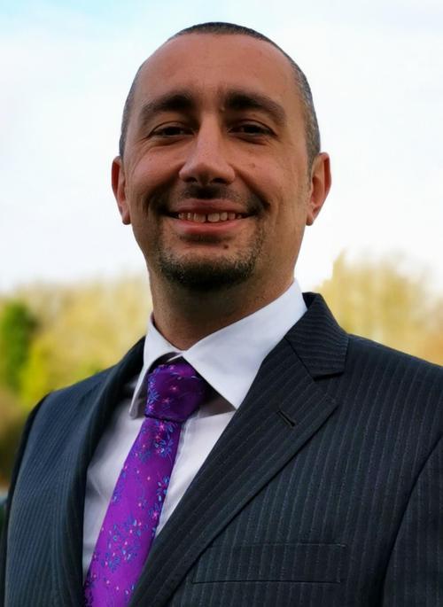 Mr Ben Wates - Governor