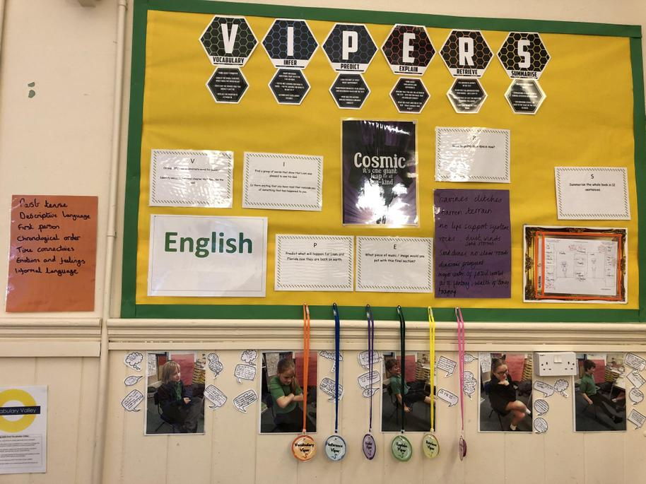 VIPERS Wall