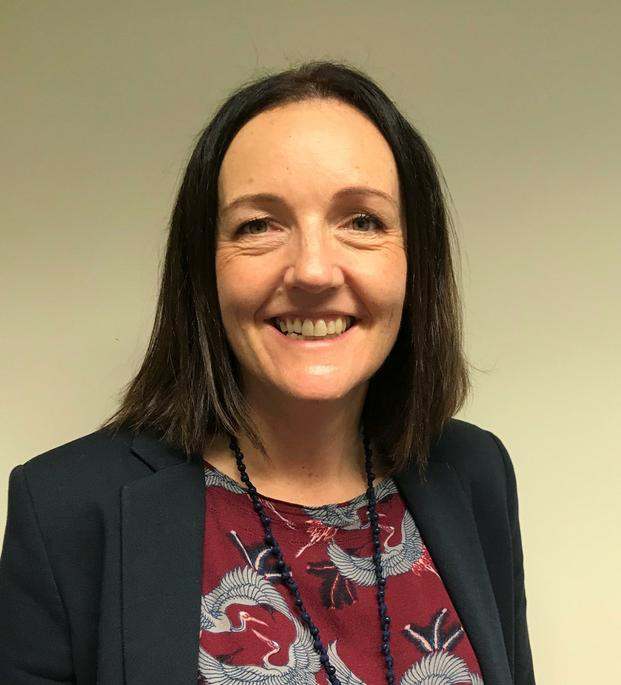 Mrs Webster - Assistant Headteacher Inclusion