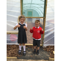 Our poly-tunnel!