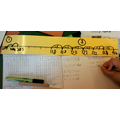 Using a number line to aid mental calculation