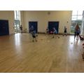 P5 dodgeball