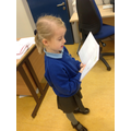 P1/2 focusing on what Christmas means to them