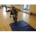 P1 gymnastics
