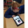P3/4 iPad activities