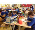 P6 Viking research and posters
