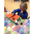 P2 making 3D houses