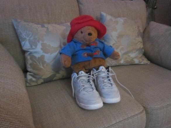 Paddington was getting too big for his boots!