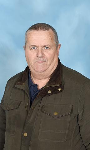 Mr Creaney - Buildng Supervisor