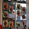 Observational Reindeer Drawings